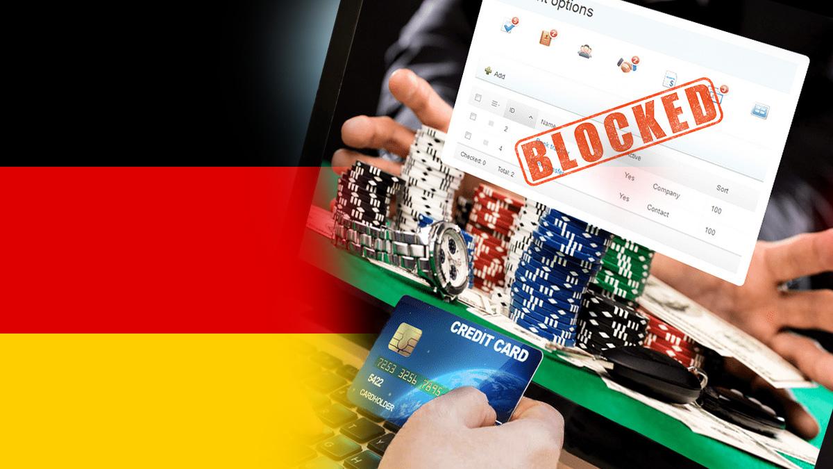 Blocked Online Casino Account