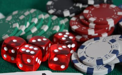 bonuses in an online casino