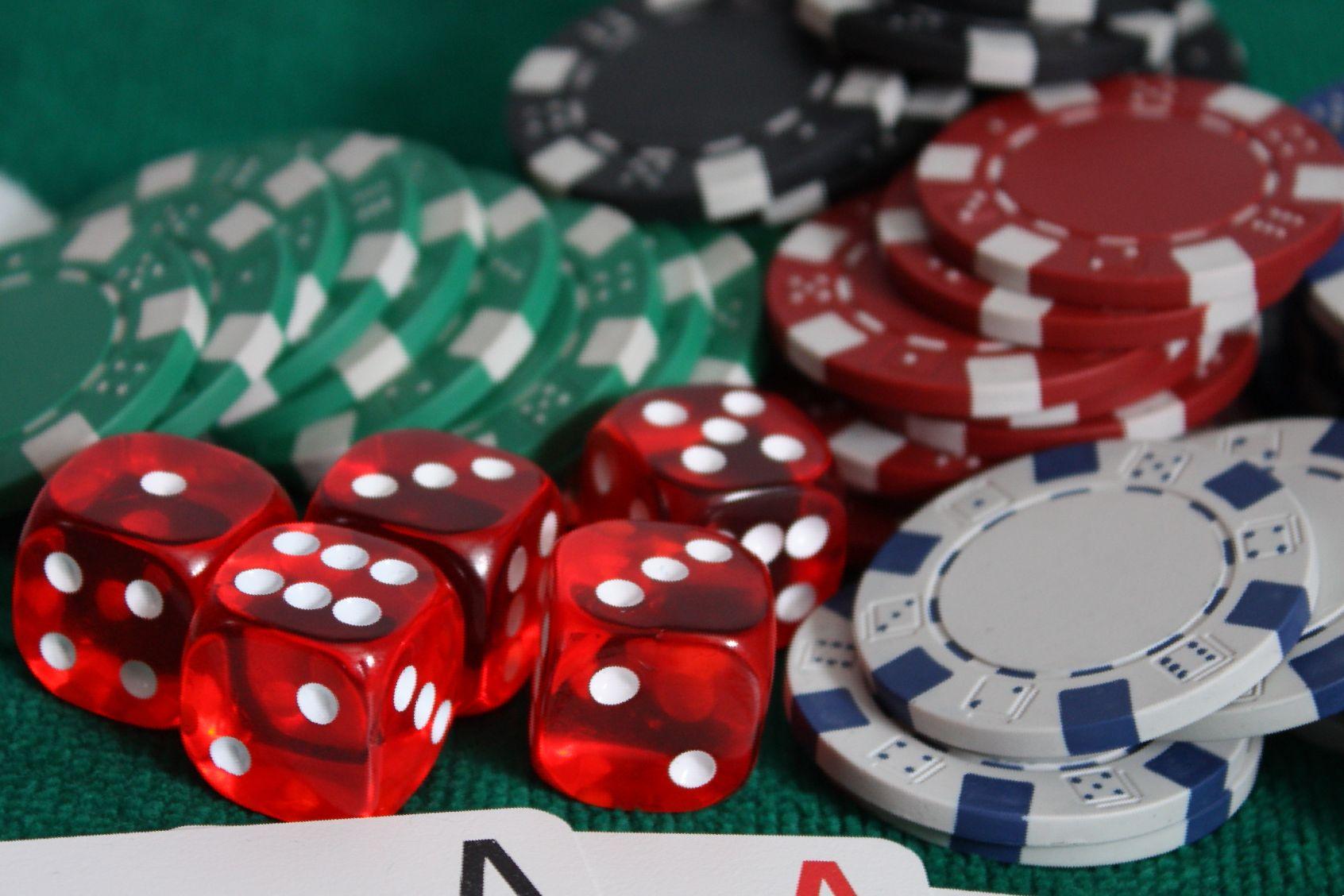 bonuses in an online casino